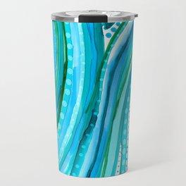 Lovely Waves Travel Mug