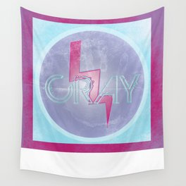 Cray Button - Family Force 5 - Original Wall Tapestry