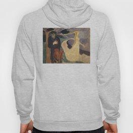 Edvard Munch - Separation Hoody