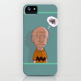Charlie David iPhone Case