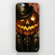 Dapper Jack iPhone & iPod Skin