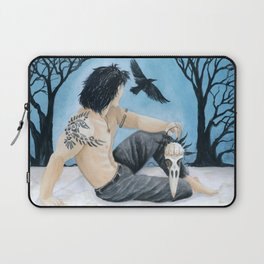 The Prince of Feathers Laptop Sleeve