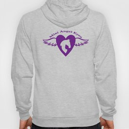 Mini Mini Angel Eyes: A mini horses dream to be rescued by this organization Hoody