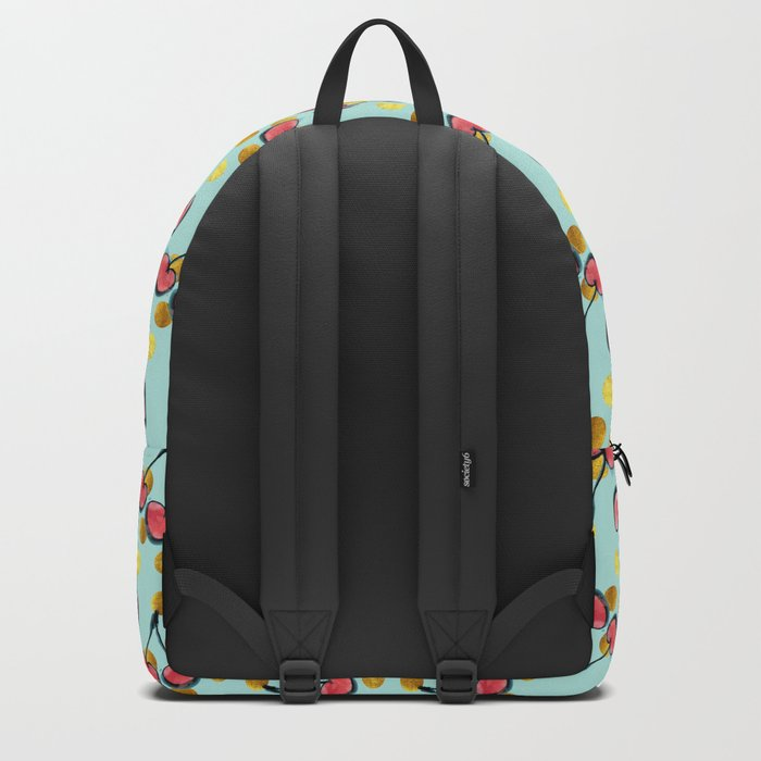 Cherry blue Backpack