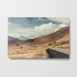 Road trippin California Metal Print