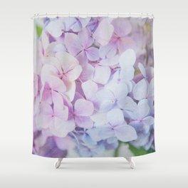 Bloomin' Fabulous Hydrangeas Shower Curtain