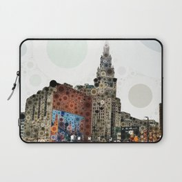 Downtown Cleveland Laptop Sleeve