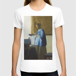 Woman Reading a Letter T-shirt