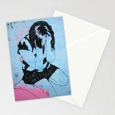 29 Blue Stationery Cards