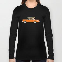 Bon voyage Long Sleeve T-shirt