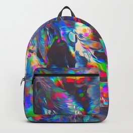 TOUCHING FROM A DISTANCE Backpack