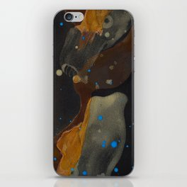 joelarmstrong_rust&gold_046 iPhone Skin