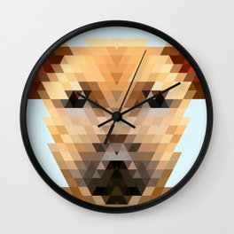 Doggy Wall Clock