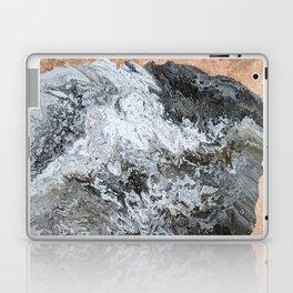 Marble & Copper 2 Laptop & iPad Skin