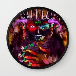 어머니 (Mother) Wall Clock