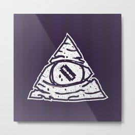 TRILLuminati  Metal Print