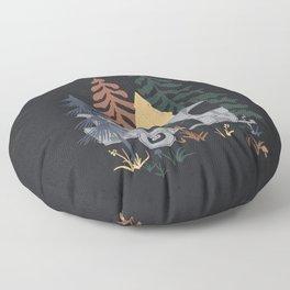 Wild Airstream... Floor Pillow