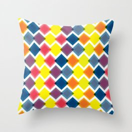 BP 79 Diamonds Throw Pillow