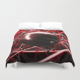 Widow Duvet Cover