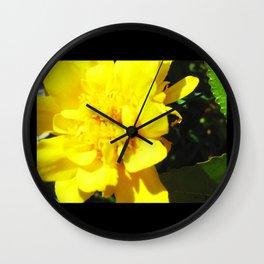 Rippling Wall Clock