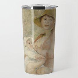 Maternity (Child at the breast) Travel Mug
