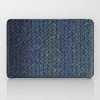 knit iPad Cases featuring Knit  by SarahKdesigns