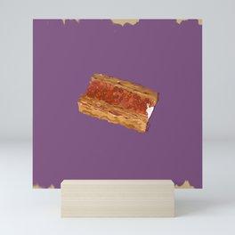 Salmon Roe Fancy Food Mini Art Print