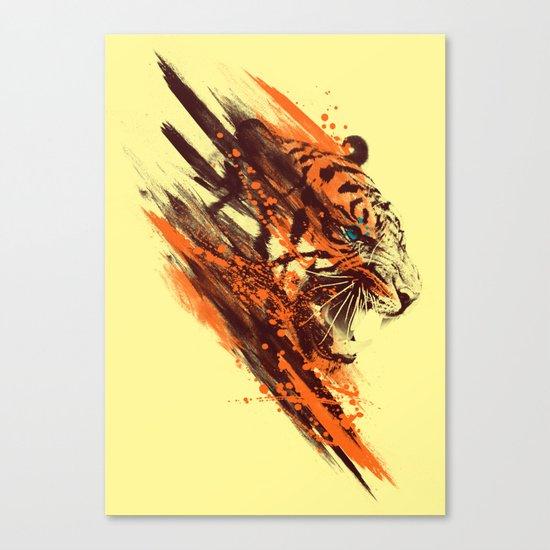 tigra Canvas Print