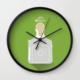 In My Fridge - Tequila Wall Clock