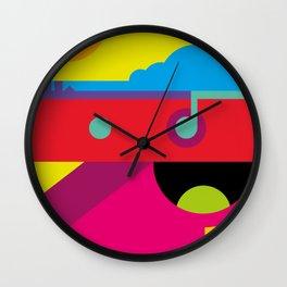 Franklin! Wall Clock