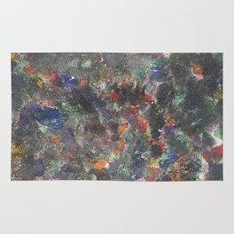Abstract #3 - Hidden Nature Rug