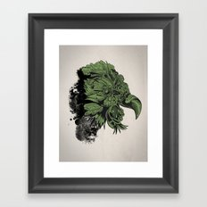 Aigle Framed Art Print