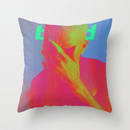 Frank Throw Pillow