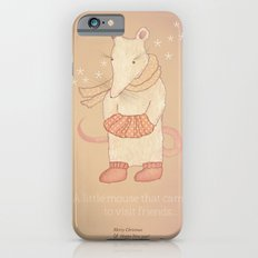 Christmas creatures- The Little Mouse Slim Case iPhone 6s