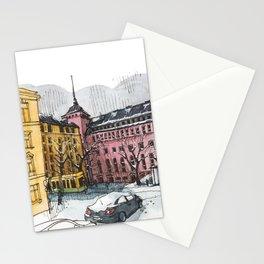 Helsinki Methodist Church Stationery Cards