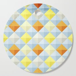 Abstract Pattern Cutting Board