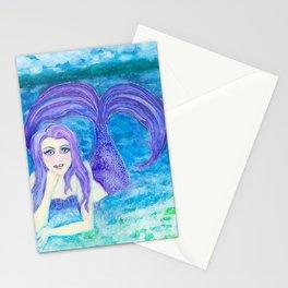 Wise Cornielia, Oh Mermaids Stationery Cards