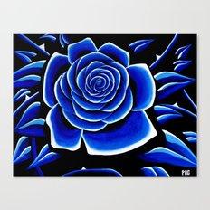 Blue 1 Canvas Print
