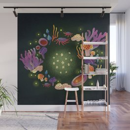Fairy Ring Wall Mural
