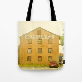 Portland Co. Tote Bag