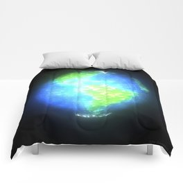 Albedo: Americas by Day Comforters
