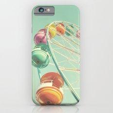 Rainbow Wheel Slim Case iPhone 6s