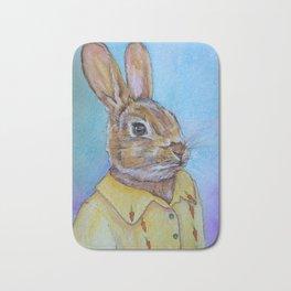 Hey Bunny Bath Mat
