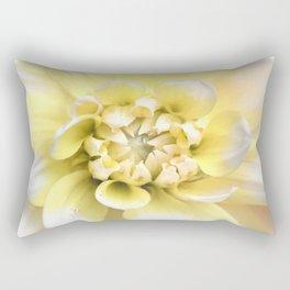 Dahlia in Bloom Rectangular Pillow