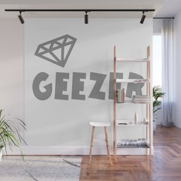 Diamond Geezer Wall Mural