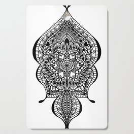 Doodle Flow Cutting Board