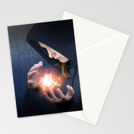 Theonite: Planet Adyn Cover Art Stationery Cards