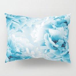 Blue Peonies Dream #1 #floral #decor #art #society6 Pillow Sham