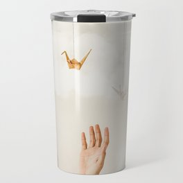 Gold One Travel Mug