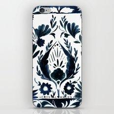 Nadia Flower iPhone Skin